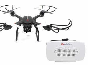 W400R Voyager Drone w/ HD Camera & FPV VR Headset