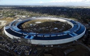 Apple Spaceship Campus Almost ready For 2017 Launch (Video)