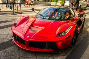 Hybrid Ferrari's