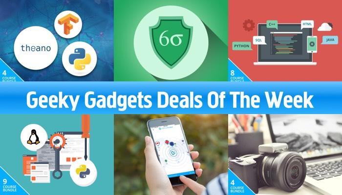 Geeky Gadgets Deals Of The Week