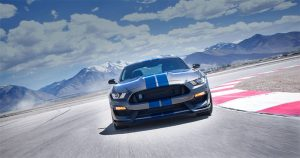 2018 Mustang Tipped for 10-speed Auto and no V6