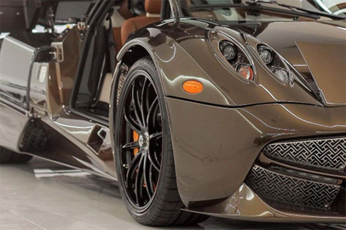 Pagani Huayra Hermes Edition Is One Of A Kind Geeky Gadgets