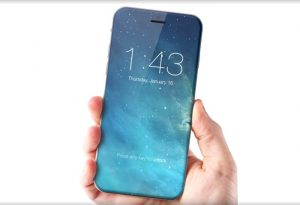Apple's iPhone 8 May Feature An All Glass Case