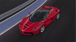 500th LaFerrari to be Auctioned Off on December 3