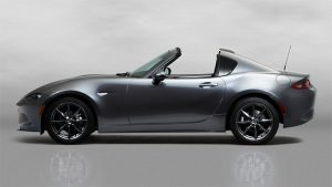 Mazda Delivers MX-5 RF Launch Editions Early