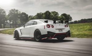 Nissan Offers VIR Track Instruction with GT-R Purchase