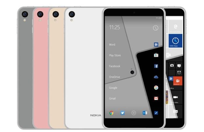 Did benchmarks for Nokia's new entry-level Android Nougat phone just leak?