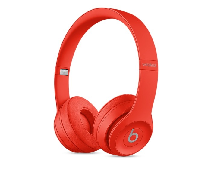 Apple Launches Product Red Beats Solo3 Headphones