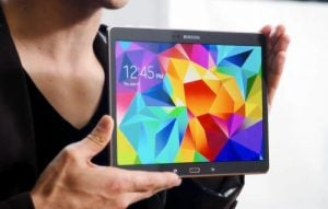 Samsung's High-end Tablet Spotted On Zauba