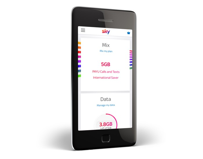 Sky's new mobile service wants to get you watching more TV