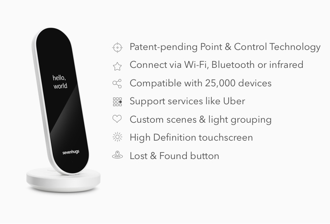 Home Automation Smart Remote