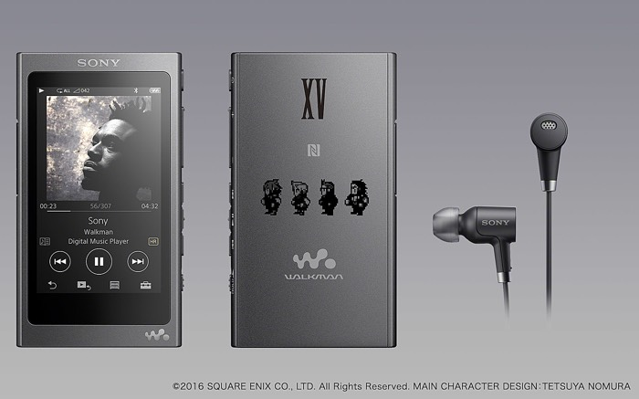 Sony Final Fantasy XV Walkman