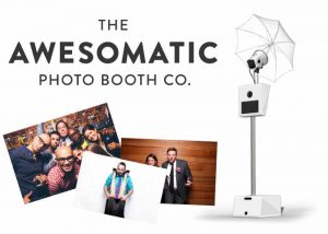 The Awesomatic Photo Booth (video)
