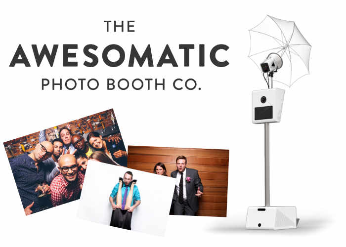 the Awesomatic photo booth