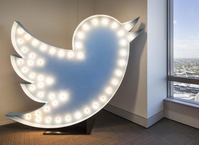 Twitter QR Codes