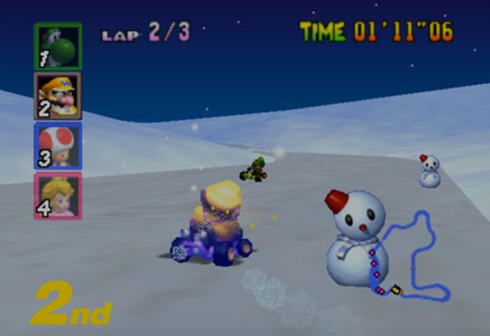 Mario Kart 64 Comes to Wii U Virtual Console for US Today