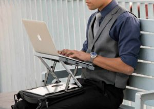 A/STAND Lap Desk, Case And More (video)