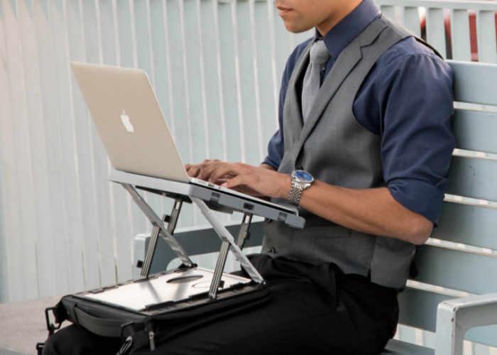 A/STAND Lap Desk