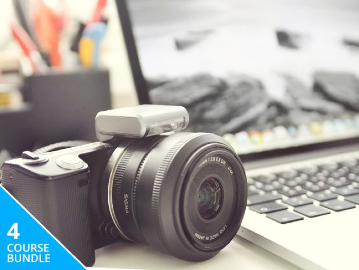 Adobe Digital Photography Training Bundle