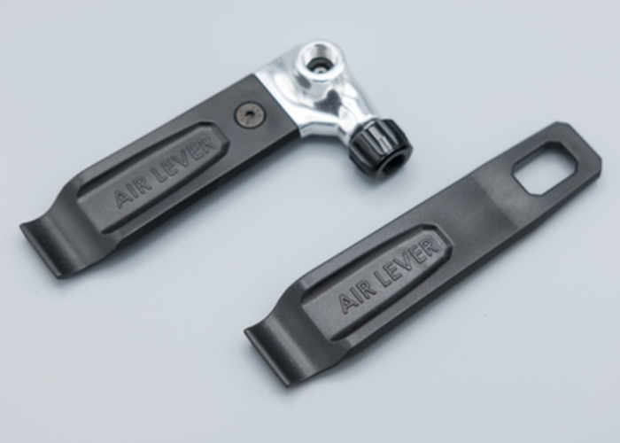 Air Lever Bicycle CO2 Inflator And Tyre Lever