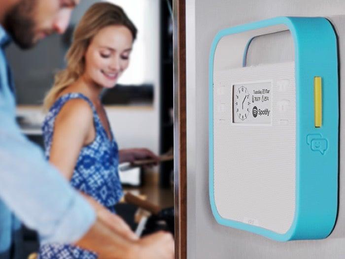 Invoxia Triby Smart Portable Speaker with Amazon Alexa