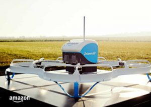 Amazon Prime Air Makes Its First Drone Delivery (video)
