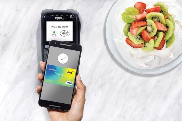 Android Pay available in New Zealand today - for BNZ customers