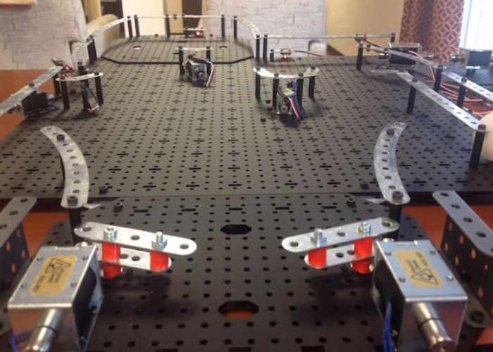 Arduino Laser Pinball Game