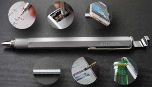 Author Multi-Tool Pen (video)