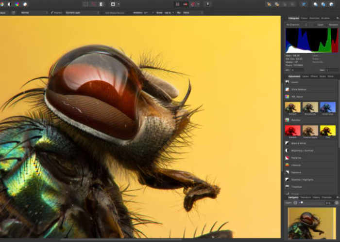 Awesome Affinity Photo Image Editing App Created By Serif Launches On Windows