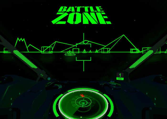 Battlezone Classic Mode