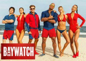 Baywatch 2017 Movie Starring Dwayne Johnson, Zac Efron (video)