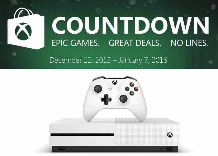 Xbox Store Countdown Sale