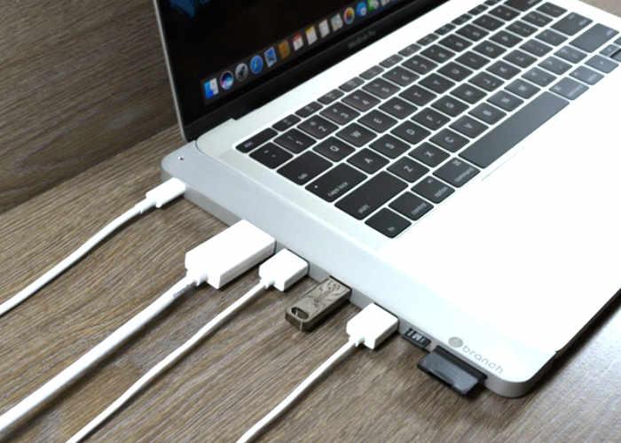 Branch cPro MackBook Pro USB-C Dock