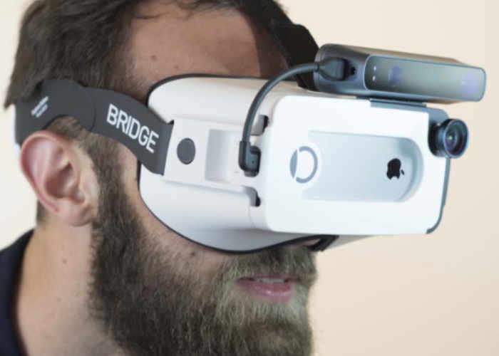 Bridge Microsoft Reality Headset