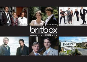 New BritBox Streaming Video Service Unveiled By BCC And ITV