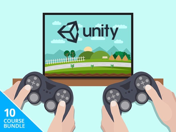Building Multiplayer Games with Unity Bundle