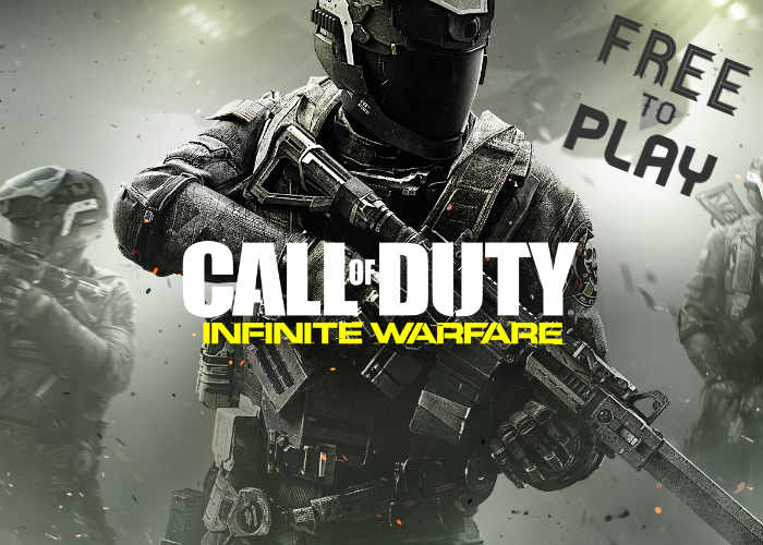 Call of Duty Infinite Warfare Free To Play
