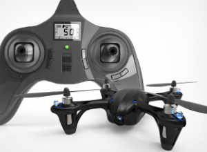 Code Black Drone with HD Camera