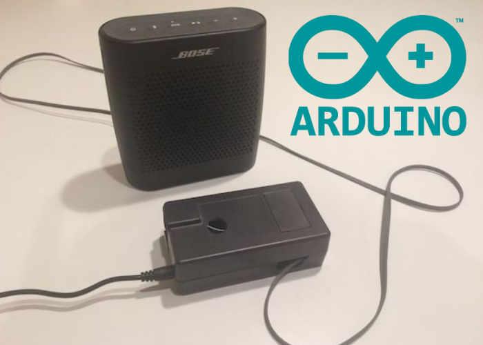 DIY Arduino Voice Activated Clock