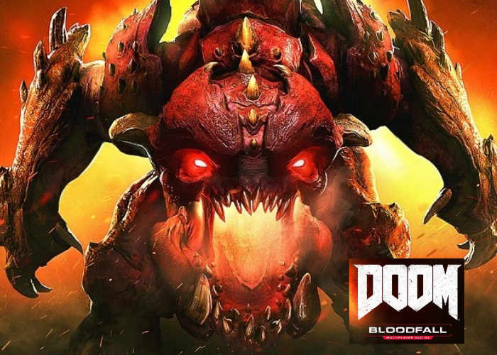 DOOM Bloodfall Multiplayer DLC