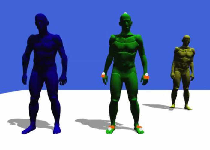 Disney Motion Capture