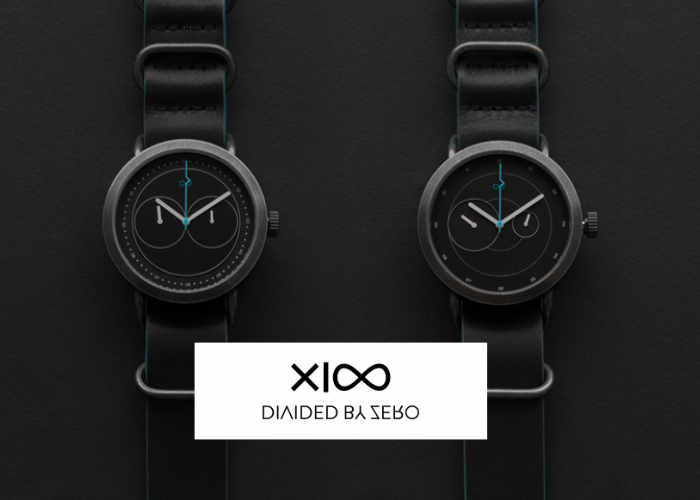 Divided By Zero Minimalist Watches