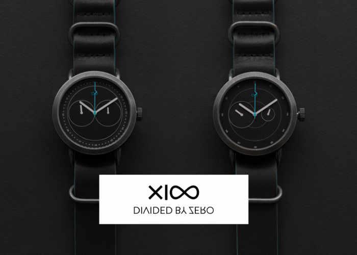 Divided By Zero Minimalist Watches