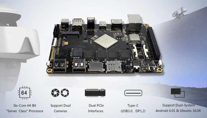 Firefly RK3399 6 Core 64-bit PC