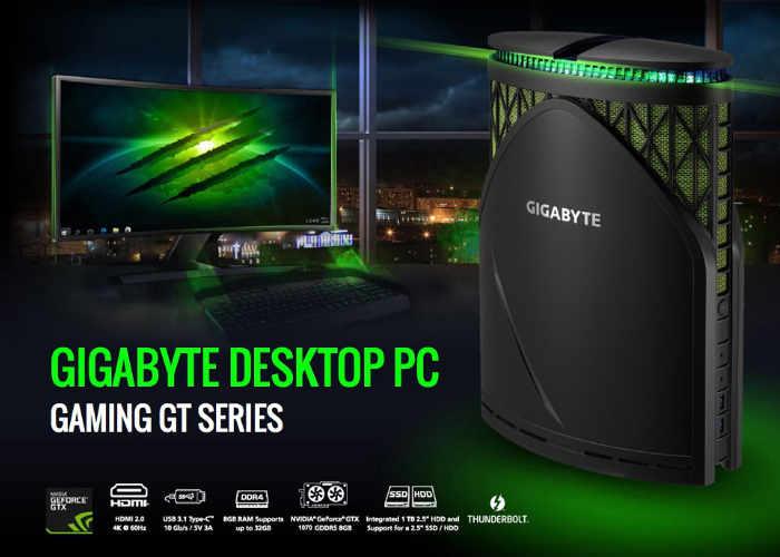GIGABYTE BRIX Gaming PC
