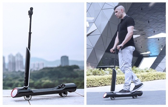 GoTube Unique Portable Electric Scooter