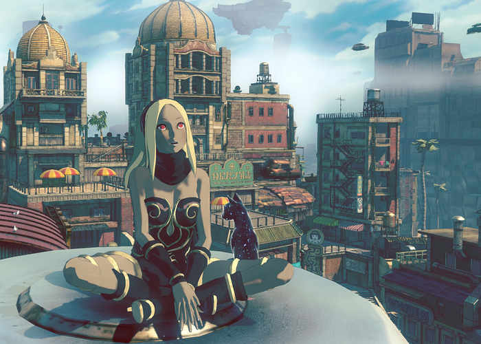 Gravity Rush 2 Demo
