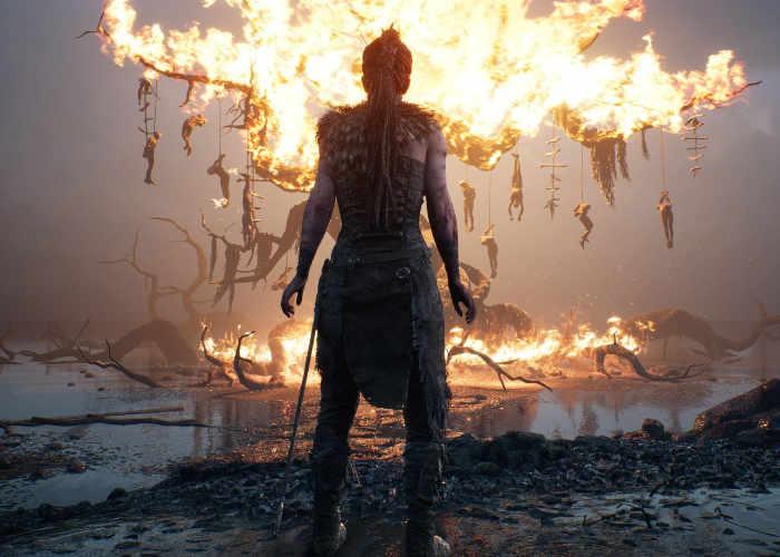 'Hellblade: Senua's Sacrifice' won't erupt from the underworld until 2017