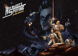 Her Majesty's SPIFFING Space Adventure Launches Fall 2017 (video)